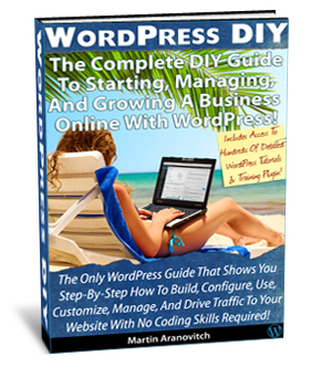 WordPress DIY: The Complete DIY Guide To Starting, Managing, And Growing A Business Online With WordPress